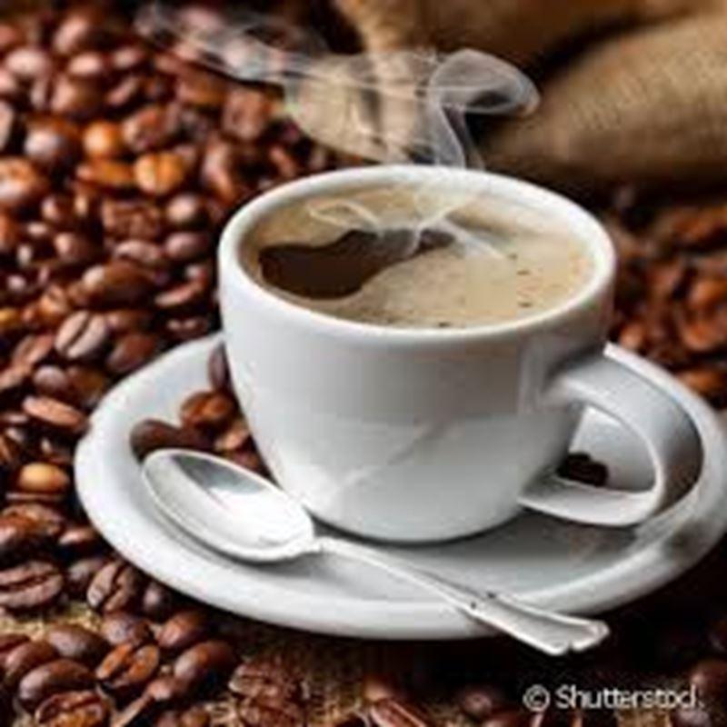 Café espresso médio