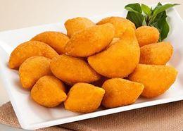 Mini Risoles mistos (presunto e queijo)